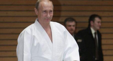 Путин попал в рейтинг самых спортивных лидеров государств