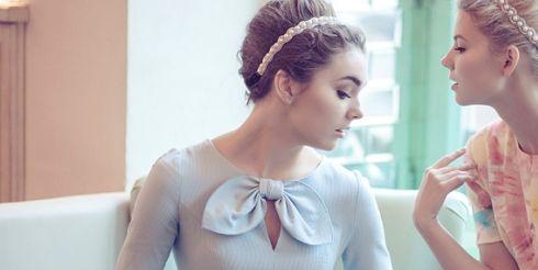 Модные тенденции  зима-весна 2014