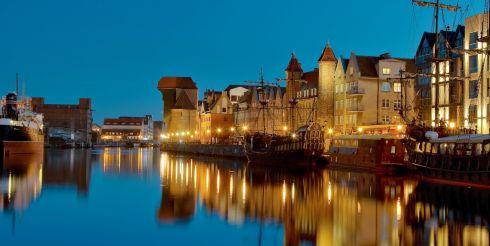 Город-порт Гданьск — гордость туристической Польши