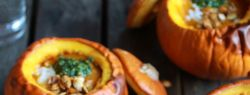 Тыквенная осень в ресторане «Нани»