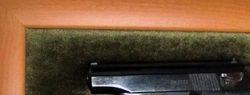 Оружие в качестве сувенира