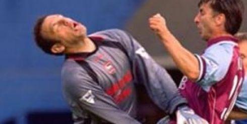 Футбольные травмы (фото)