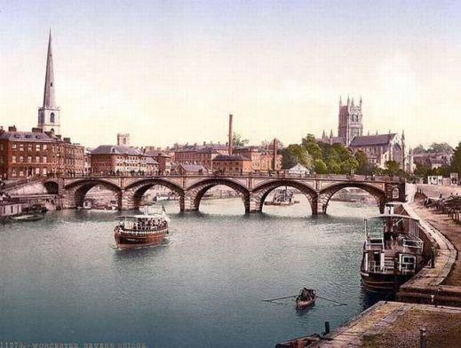 Старая Англия