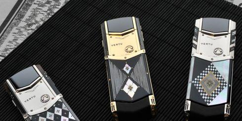 Телефоны Vertu: качество, престиж, эпатаж