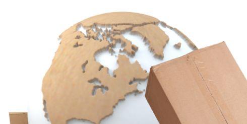 Как доставить груз из-за границы?