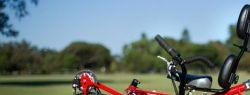 Самый удобный в мире велосипед, на котором не чувствуешь усталости