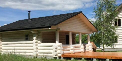 Псковский сруб для строительства дома