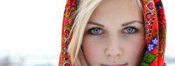 Модный тренд предстоящей зимы – русский платок