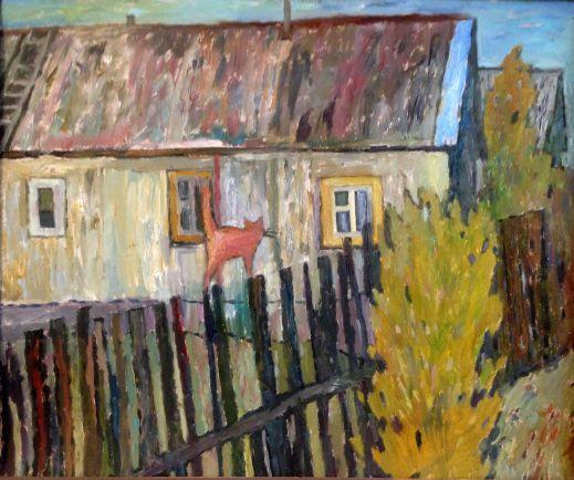 Выставка Василисы Прокопчук