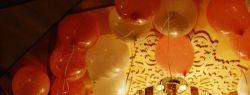 Воздушные шары для украшения праздника
