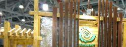 Зампред правительства Хлопонин оценил продукцию «Доминант» на выставке «Деревянный дом»