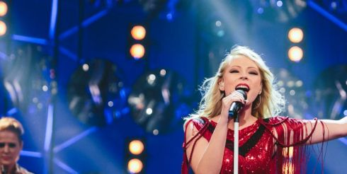 Певица Manuella представит Словению на «Евровидение 2016» с песней Blue And Red