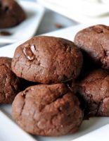 Шоколадное печенье, рецепт