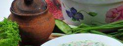 Окрошка — самый летний суп