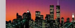 Фотообои ночного города