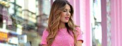Розовый цвет в гардеробе современной леди