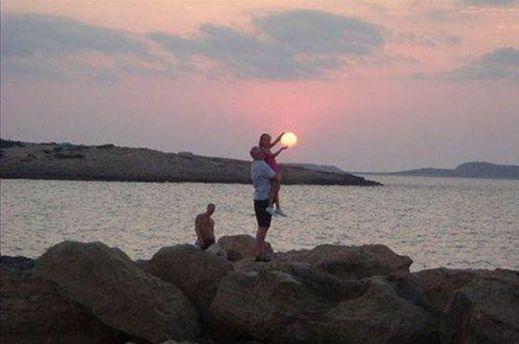 Солнце в руках