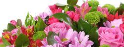 Сборные букеты: шедевры флористического искусства