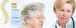 У остеопороза женское лицо