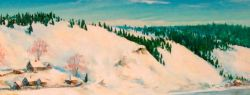В Канаде изданы книги иркутского художника Владимира Щербинина