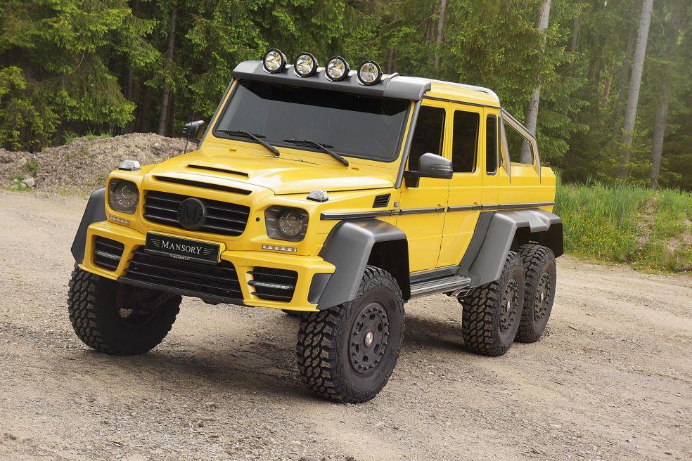 Лучшие внедорожники: от Land Rover до BMW