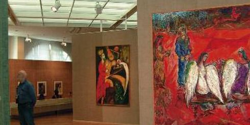 Выставка работ М. Шагала состоится в рамках «Русских сезонов» в Италии