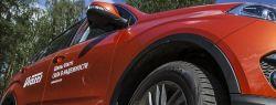 Модель Viatti Bosco A/T — идеальный представитель шин для кроссоверов