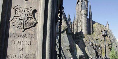Тематический парк — Волшебный Мир Гарри Поттера