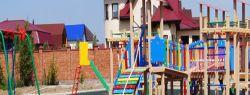 Покрытия из резиновой крошки – строительные материалы нового поколения
