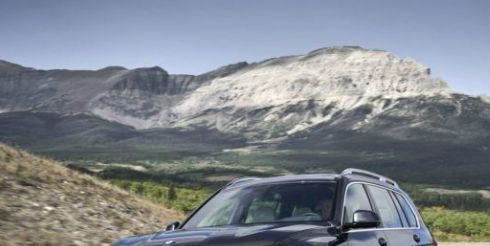 BMW X7 — информация и фото