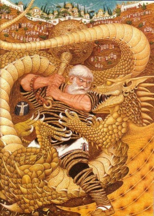Изумительные иллюстрации Владислава Ерко