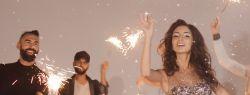 Певица Дэя выпустила клип-поздравление «С Новым Годом!»