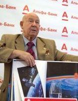 «Земная и космическая живопись» Алексея Леонова  в Минске