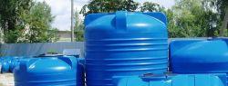 Емкости и резервуары для воды из полипропилена