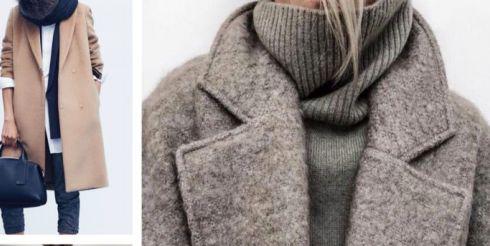Как сшить износостойкое и уютное пальто: выбираем ткань