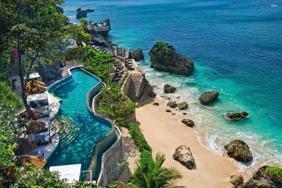 остров Бали — последний рай на земле