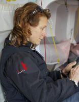 Panasonic TOUGHBOOK 33 использует Изабель Йошке в рамках парусной регаты Vendée Globe 2020