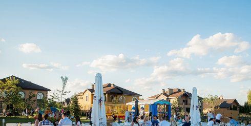 WISH Aqua & Spa Resort – спа комплекс под Киевом
