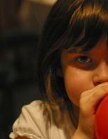 Воздушные шарики помогут избавиться от кашля