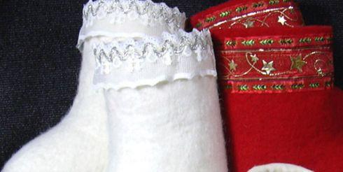Валенки — хит сезона Зима 2010 — 2011