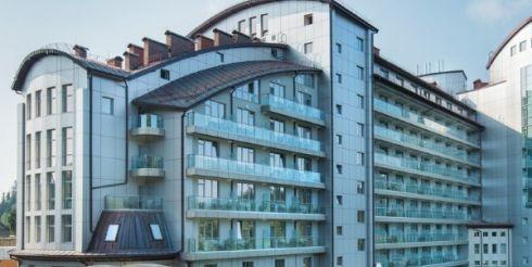 Комфортабельный отдых в отеле-санатории «Три сына и Дочка» 5* на курорте Сходница
