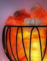 Солевые лампы подарят тепло и здоровье каждому дому