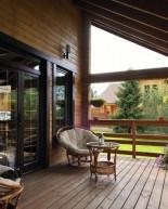 Идея дома с террасой — все, что нужно знать при выборе крытой террасы