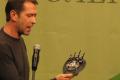 Владимир Машков подарил Табакову «железную лапу кота Матроскина»