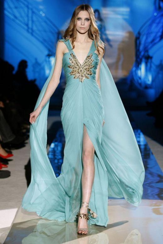 Роскошные вечерние платья от Zuhair Murad