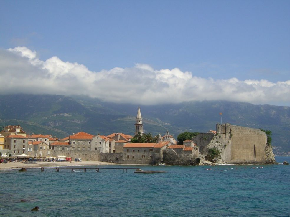 Будва - черногорский курорт