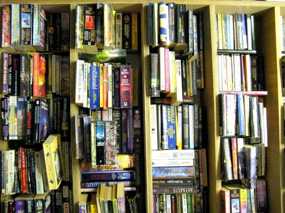 Книги - молчаливые источники мудрости