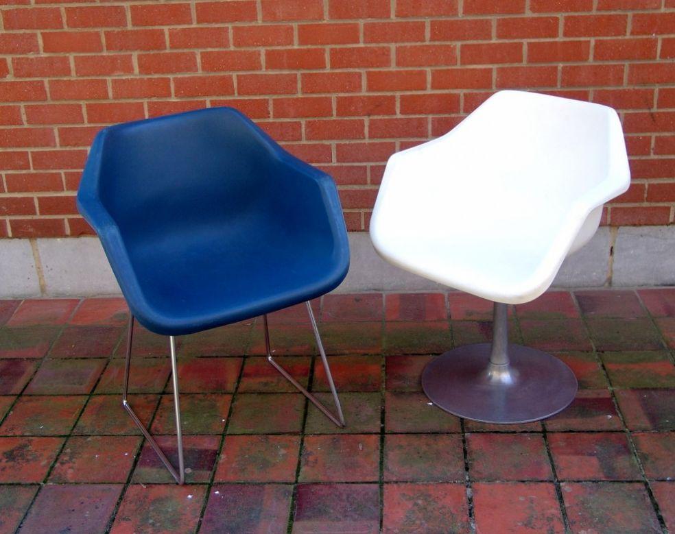 Дизайнерские кресла Робина Дэя