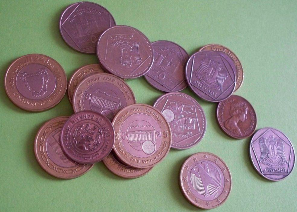 Арабские монеты