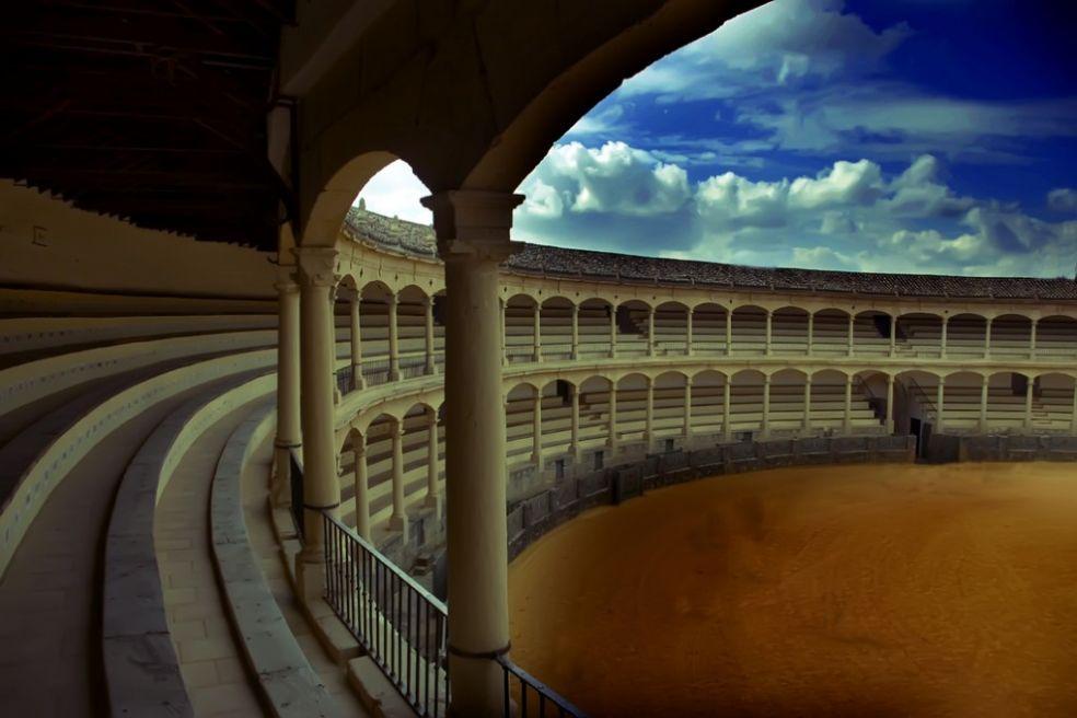 Арена для корриды в Ронде